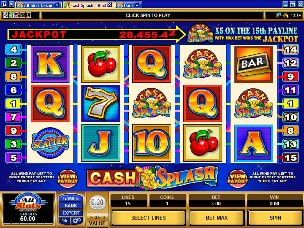 online slot machines tips
