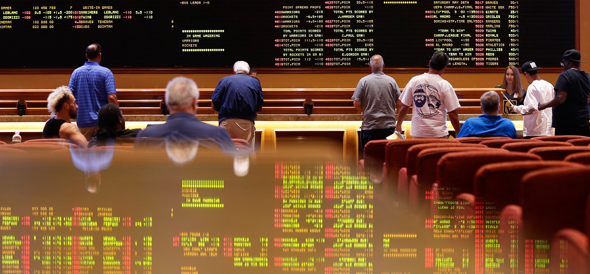 sports betting games